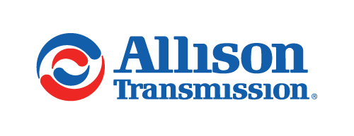 Logo for Allison Transmission is the world's largest manufacturer of fully automatic transmissions for commercial-duty vehicles.