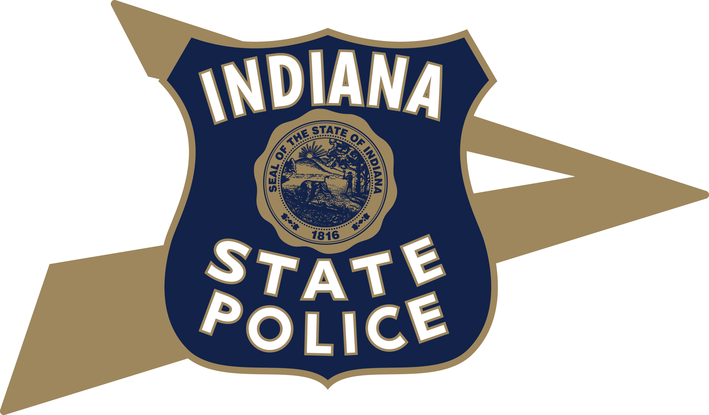 Logo for Law Enforcement Agency serving the State of Indiana.