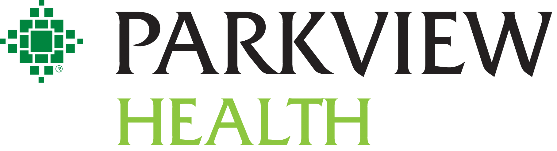 Logo for Parkview Health is a not-for-profit, community-based health system serving a northeast Indiana and northwest Ohio population of more than 895,000. With more than 13,000 employees, we're the region's largest employer.