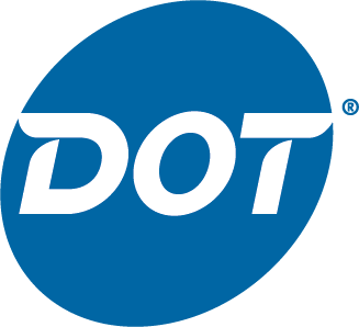 Logo for In 1960, Dot Foods Founder Robert Tracy was making his first deliveries out of the back of the Tracy family station wagon. Now, Dot Transportation, Inc. (DTI) operates a fleet of over 1,300 trucks out of 12 distribution centers (DC) across the country.